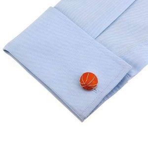 Other - Basketball Cufflinks